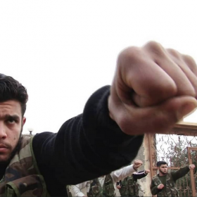 Syria rebel training<span></span>